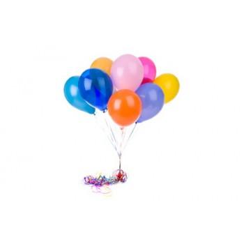 Μπαλόνια με Ήλιον 15 Τεμάχια