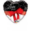 Μπαλόνι Foil 18' I Love You με Ήλιον - Κορδέλα +10,00€