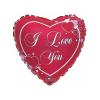 Μπαλόνι Foil 18' I Love You με Ήλιον +10,00€